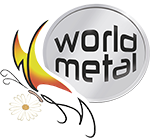 World Metal Logo